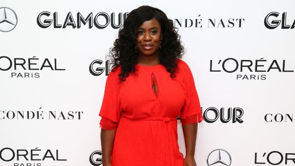 """""""Orange Is the New Black"""" actress <a href=""""https://www.cnn.com/2017/06/08/entertainment/orange-is-the-new-black-review/index.html"""" target=""""_blank"""">Uzo Aduba</a> will join other celeb presenters to highlight the good work of the 2018 top 10 CNN Heroes."""