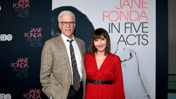 """""""Cheers"""" to Ted Danson, who will present an award during the 2018 CNN Heroes All-Star Tribute Show. The star of """"<a href=""""https://www.nbc.com/the-good-place"""" target=""""_blank"""" target=""""_blank"""">The Good Place</a>"""" and his wife, Oscar-winning actress Mary Steenburgen, will both be on hand to salute this year's CNN Heroes."""