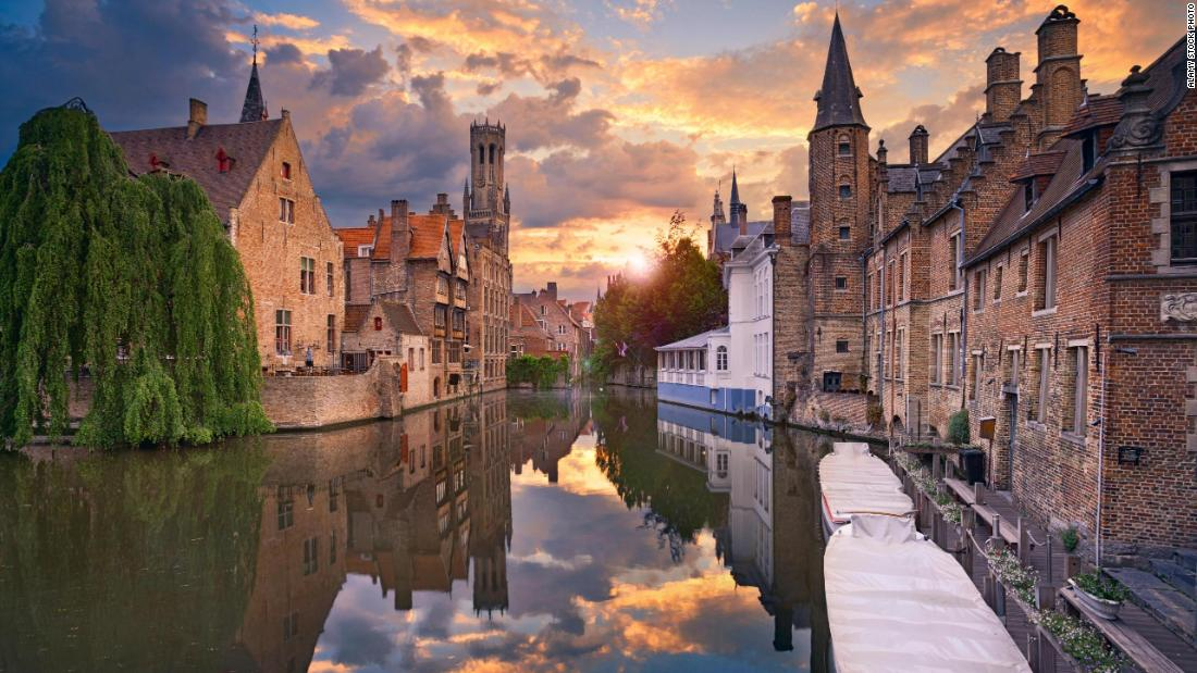 Best places in Europe to visit