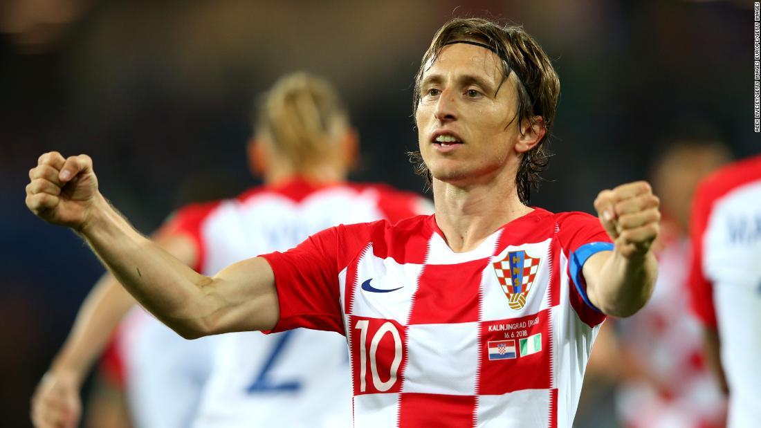 634ac7095 Luka Modric wins Ballon d Or