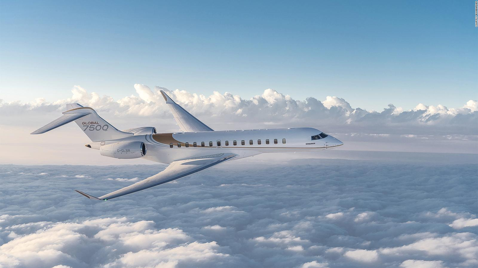 Arr Global 7500 Vs Gulfstream G650 Battle Of The Private Jets Cnn Travel