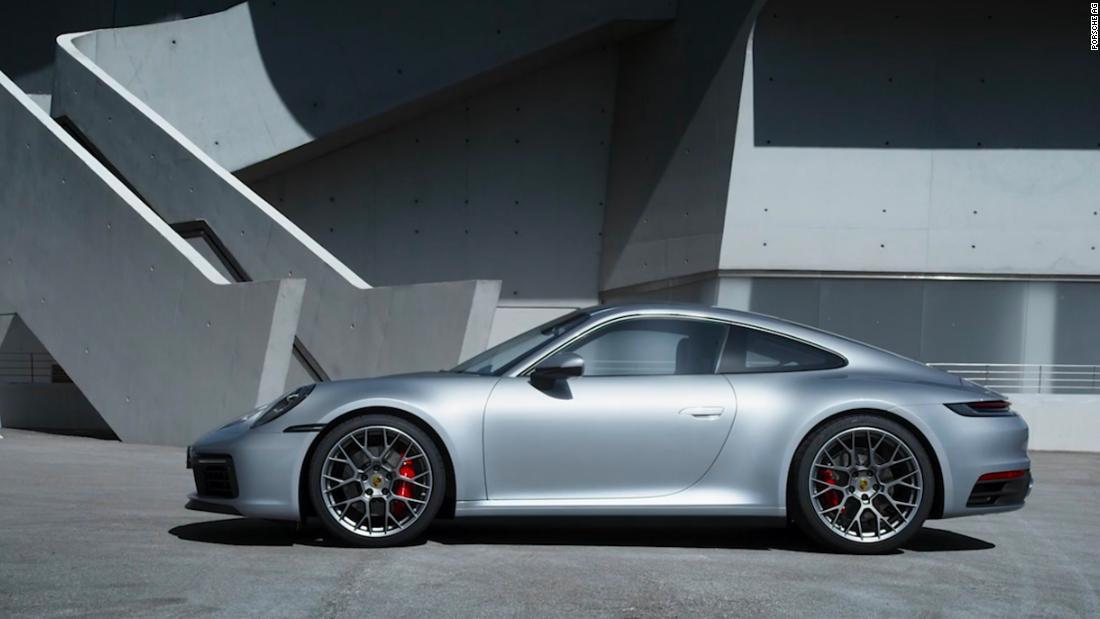Porsche just remade the 911