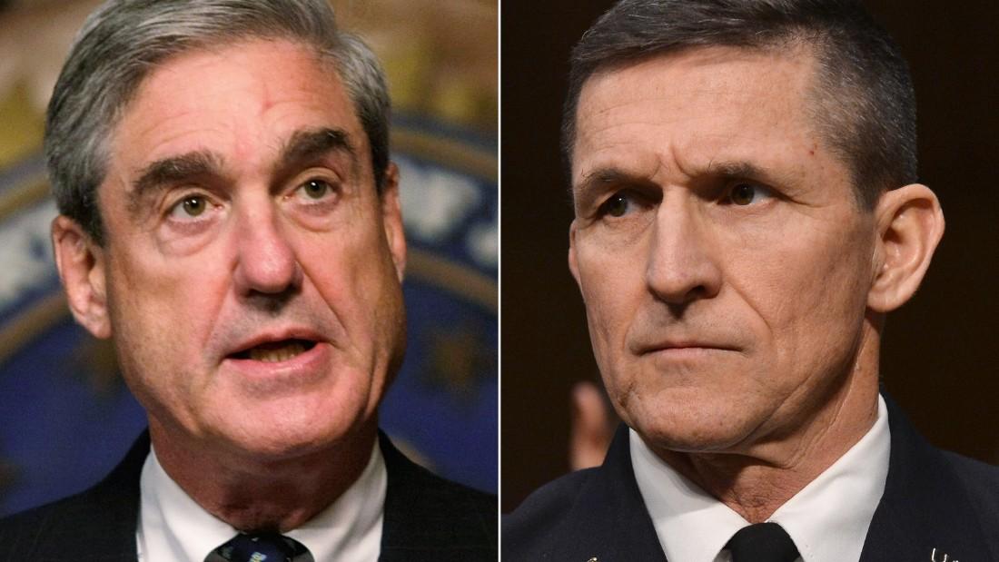 Mystery Mueller mayhem at a Washington court