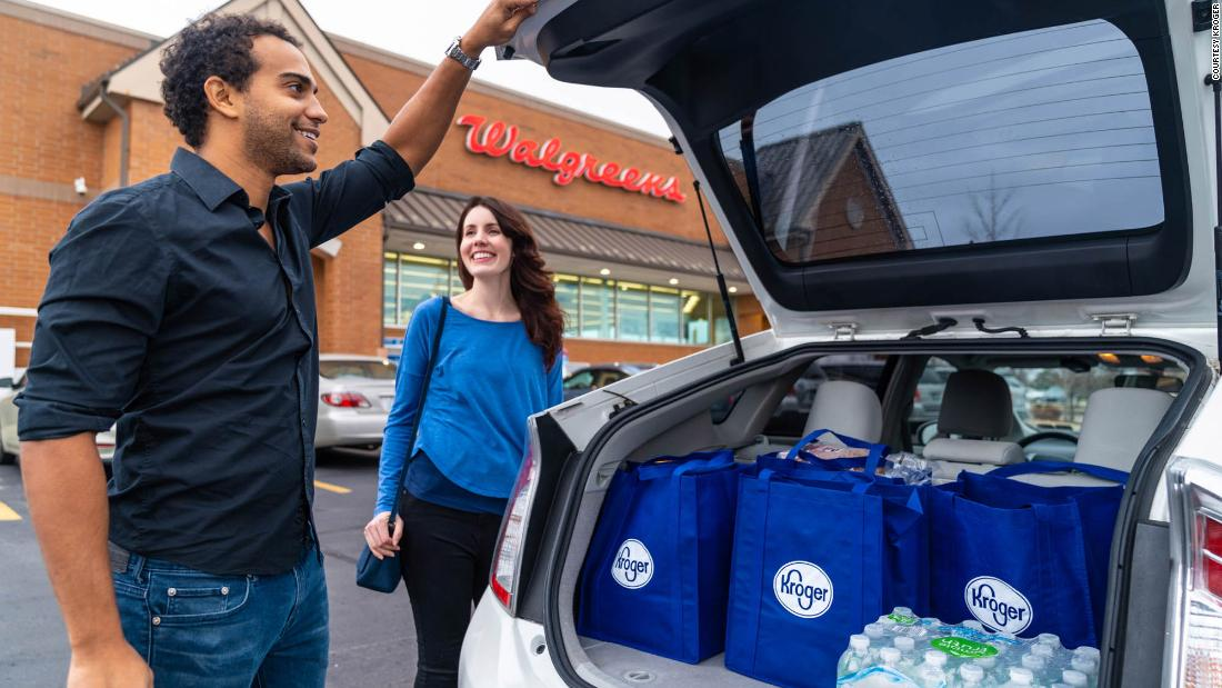 Kroger Is Setting Up Mini Stores Inside Walgreens Cnn