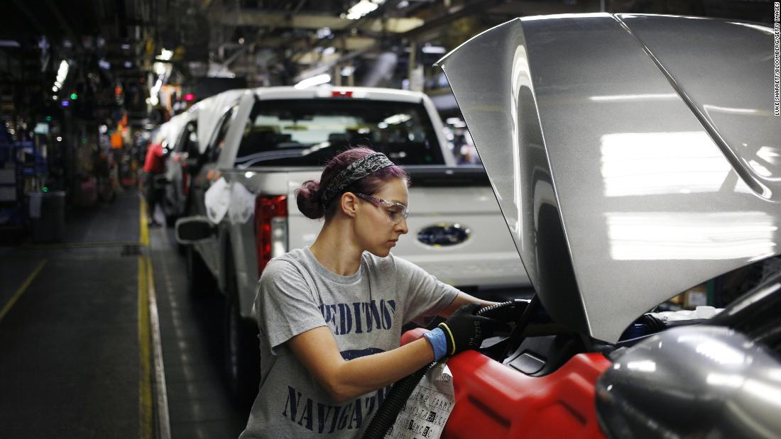 Ford's restructuring could be harder than GM's