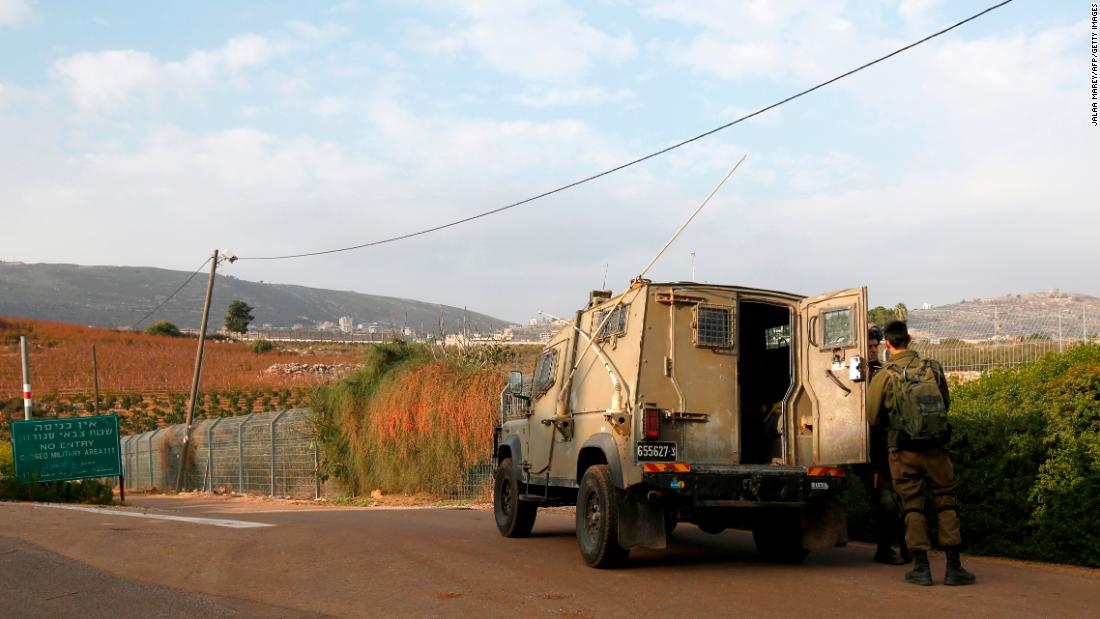 Israel says army uncovered second Hezbollah tunnel during operation