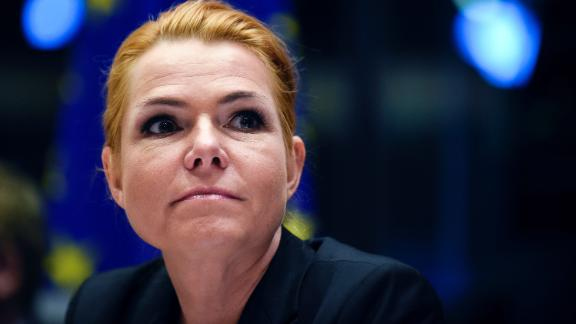 """Danish immigration minister Inger Støjberg wrote on Facebook that certain migrants """"are unwanted and they will feel it."""""""