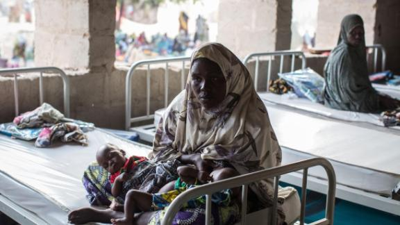 Nigeria is one of the most dangerous countries in the world to give birth, according to the United Nations. It accounts for 19% of all maternal deaths on the planet.