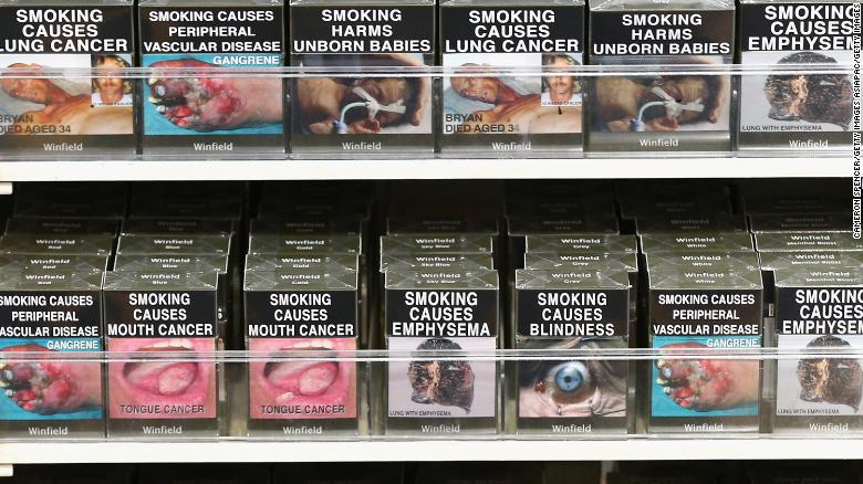 Chemicals in tobacco smoke cause a range of gruesome diseases.