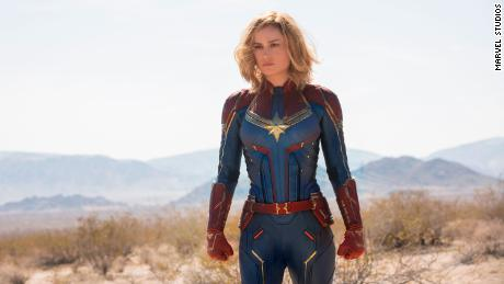 The News Review >> 'Captain Marvel' review: Marvel's first female superhero ...