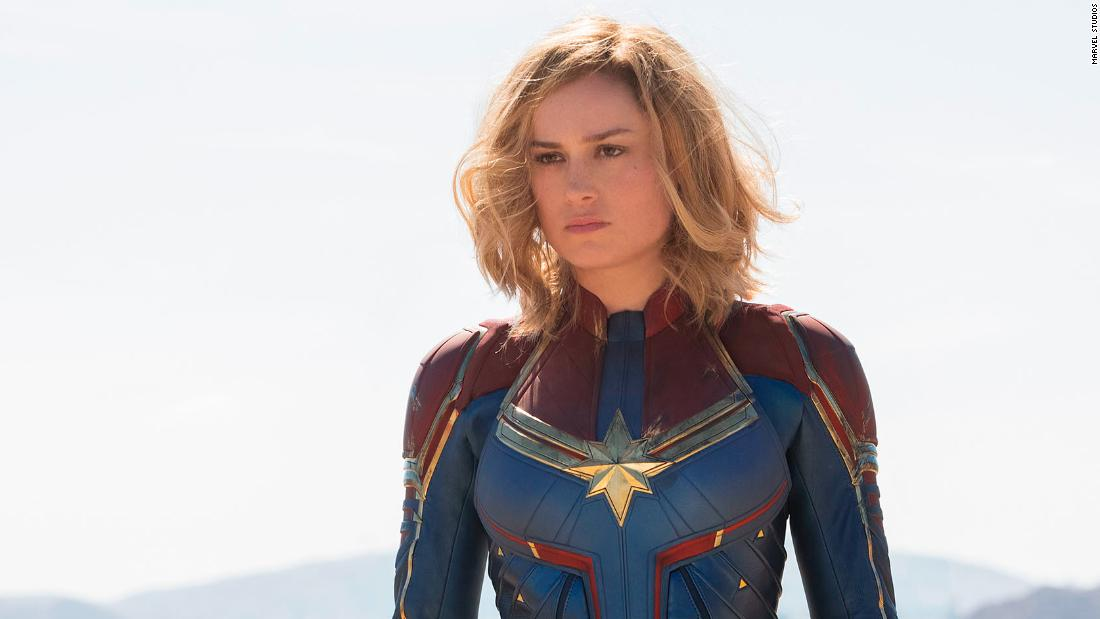 Captain Marvel' is here to save the 2019 box office - CNN