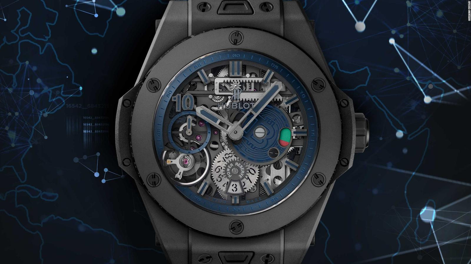 7d4c796d5ab The 10 best luxury watches of 2018 - CNN Style