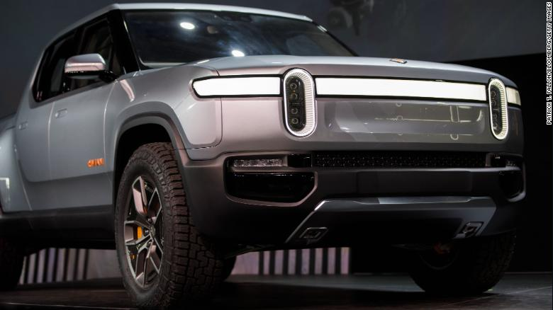 Rivian hopes to put its R1T pickup and R1S SUV into production in 2020.