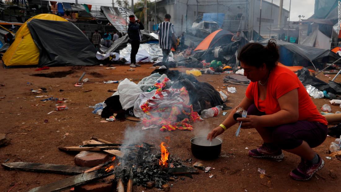 Main migrant shelter in Tijuana closed 'due to health issues'