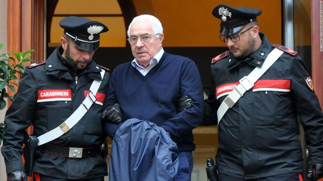 Inside Europe's most powerful mafia -- the 'Ndrangheta