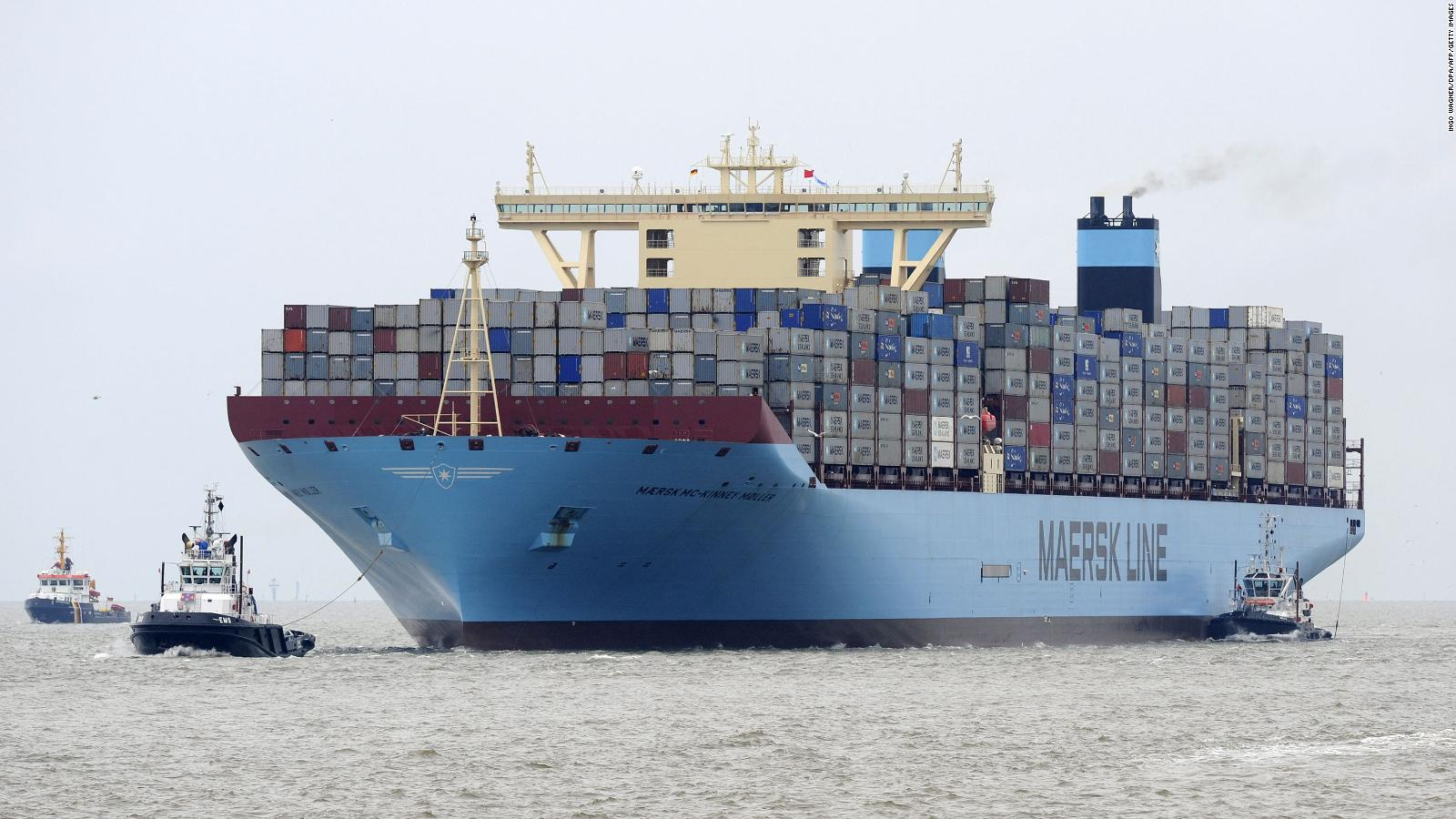 Maersk aims to be carbon neutral by 2050