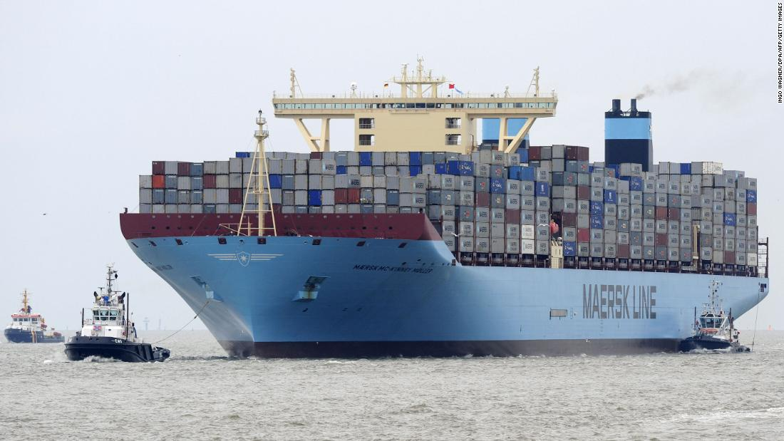 Why slowing down ships could help save the planet