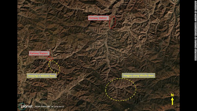 New satellite images obtained exclusively by CNN reveal North Korea has significantly expanded a key long-range missile base located in the mountainous interior of the country.