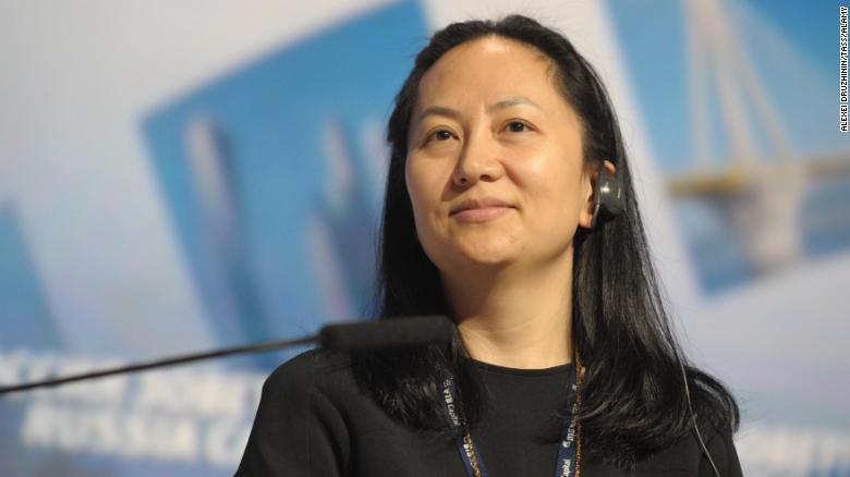 Huawei CFO Arrested