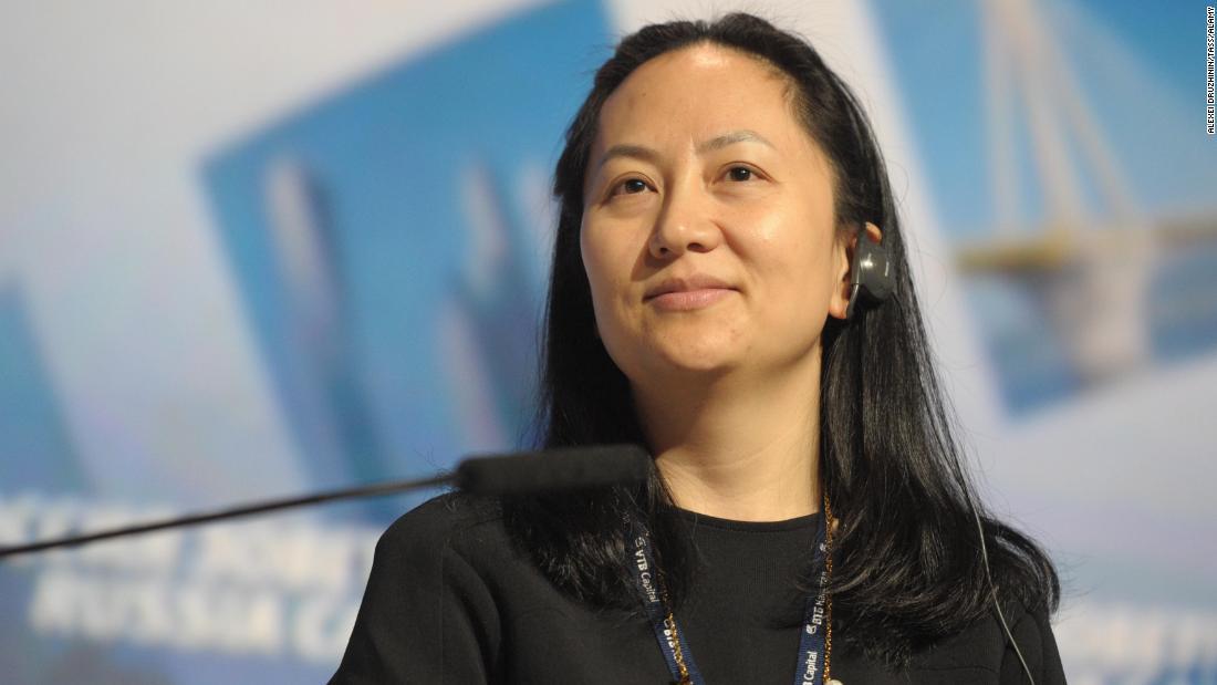 Huawei CFO: caso de Estados Unidos contra Meng Wanzhou revelado
