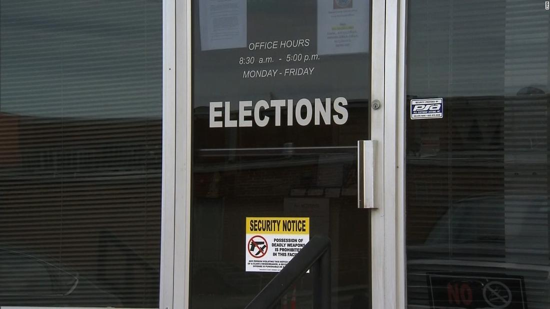 Worker details alleged ballot fraud in North Carolina election board hearing