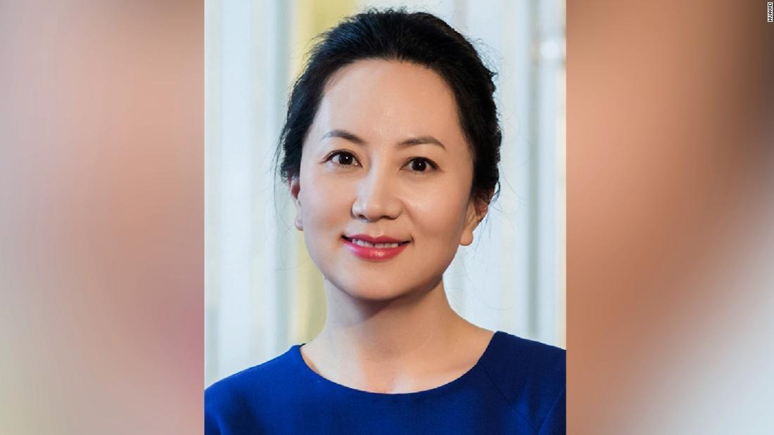 Who Is Meng Wanzhou CNN Video