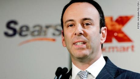 Why does Eddie Lampert want to keep Sears alive?