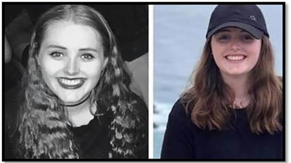 Grace Millane has been missing in New Zealand since December 1.