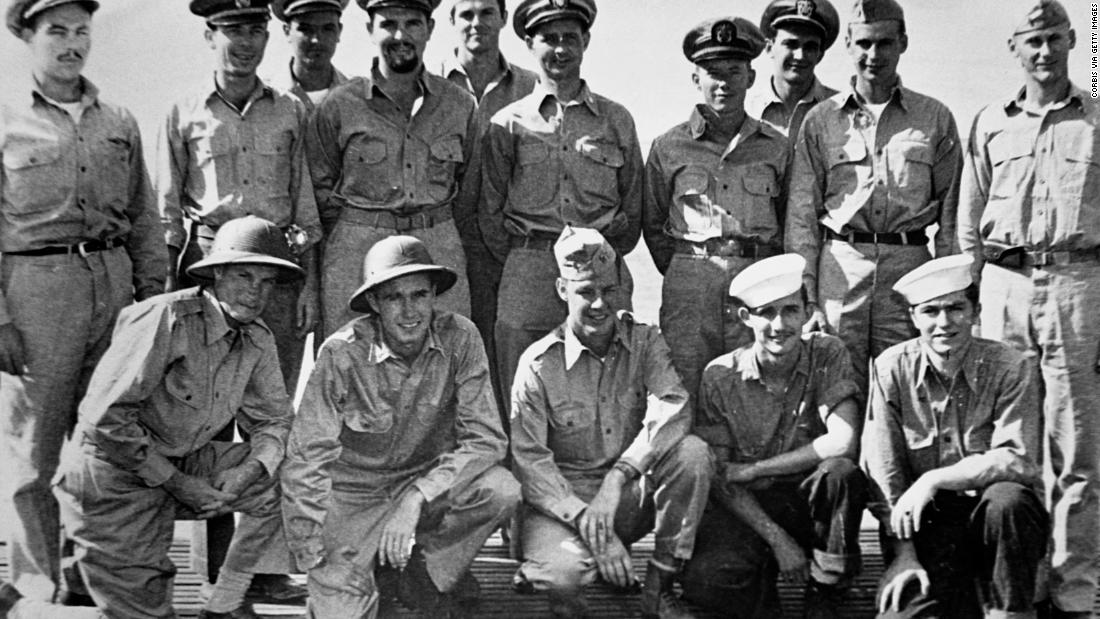 Pearl Harbor brought out the best in George Bush and others