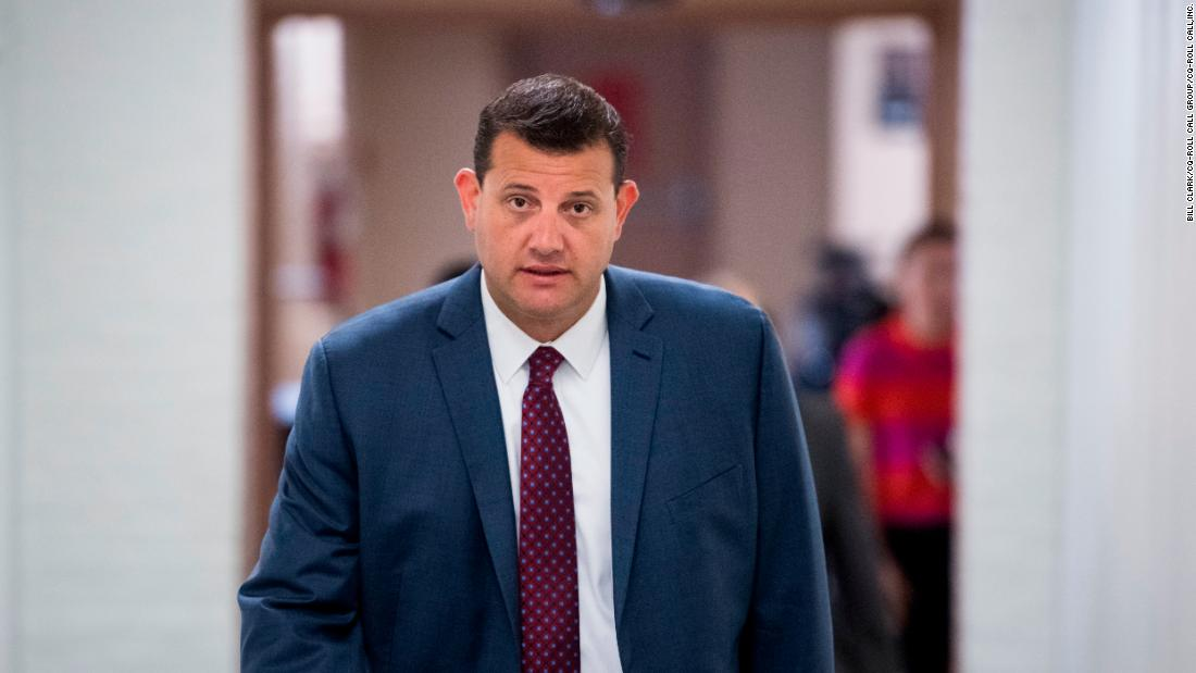 Republican David Valadao concedes in California, giving Democrats a net gain of 40 seats in the House