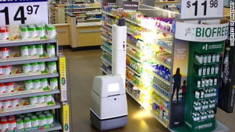 Walmart is doubling down on robot janitors  Here's why - CNN