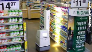 Walmart turns to robots and apps in stores - CNN