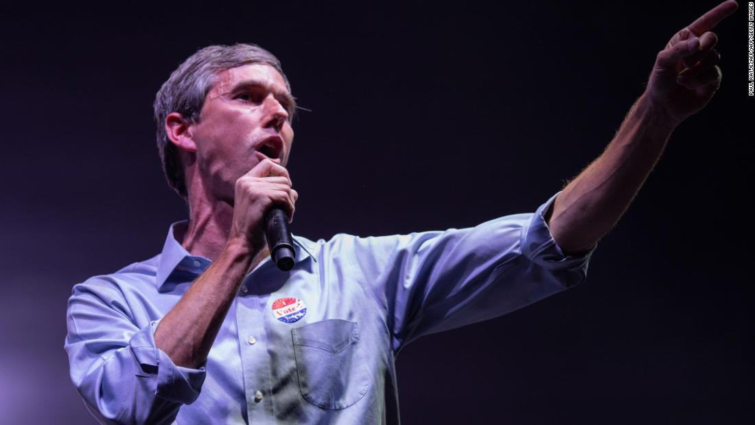 Analysis: Beto's excellent adventure drips with white male privilege