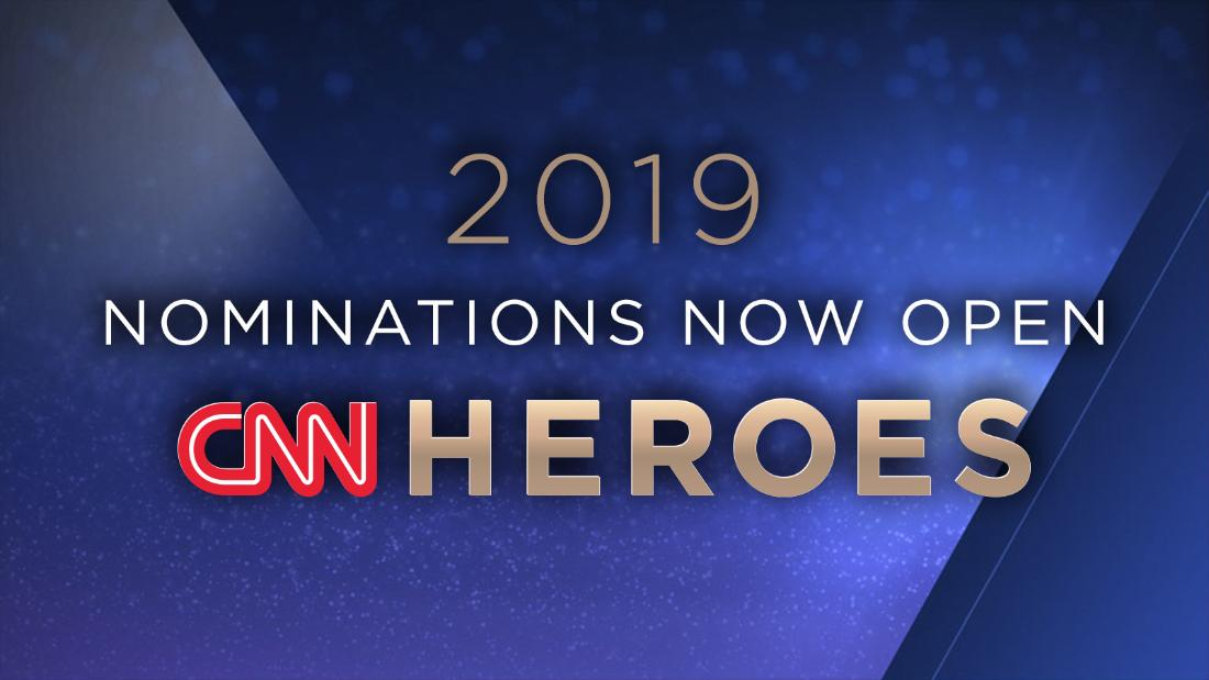 Your hero could be a CNN Hero! - CNN
