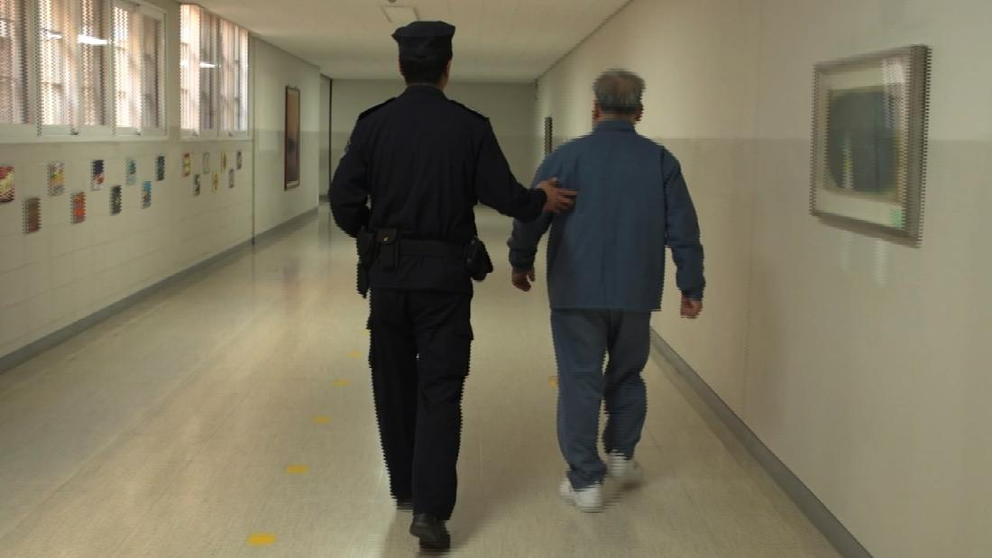 Inside South Korea's elderly crime wave