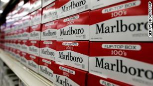 Marlboro owner Altria invests $1.8 billion in cannabis company Cronos
