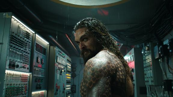 """<strong>""""Aquaman""""</strong>: Jason Momoa stars as the superhero who must reclaim the Trident of Atlantis and accept his destiny as king. <strong>(HBO Now)</strong>"""
