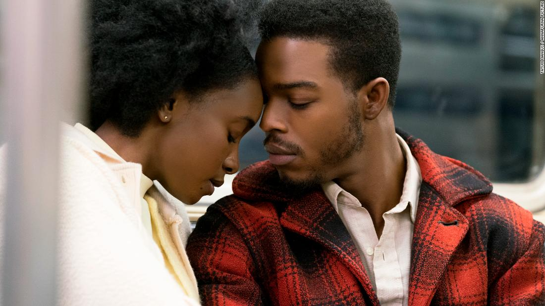 'If Beale Street Could Talk' finds epic quality