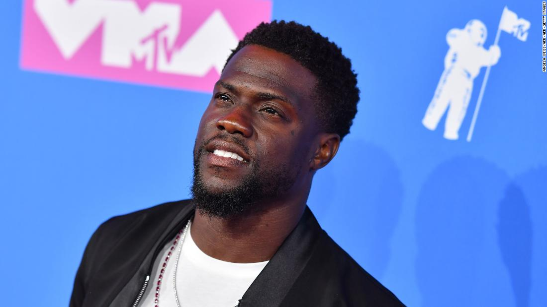 Kevin Hart says 'I'm over it' and won't host the Oscars - CNN thumbnail