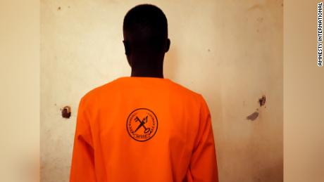 A child on South Sudan's death row