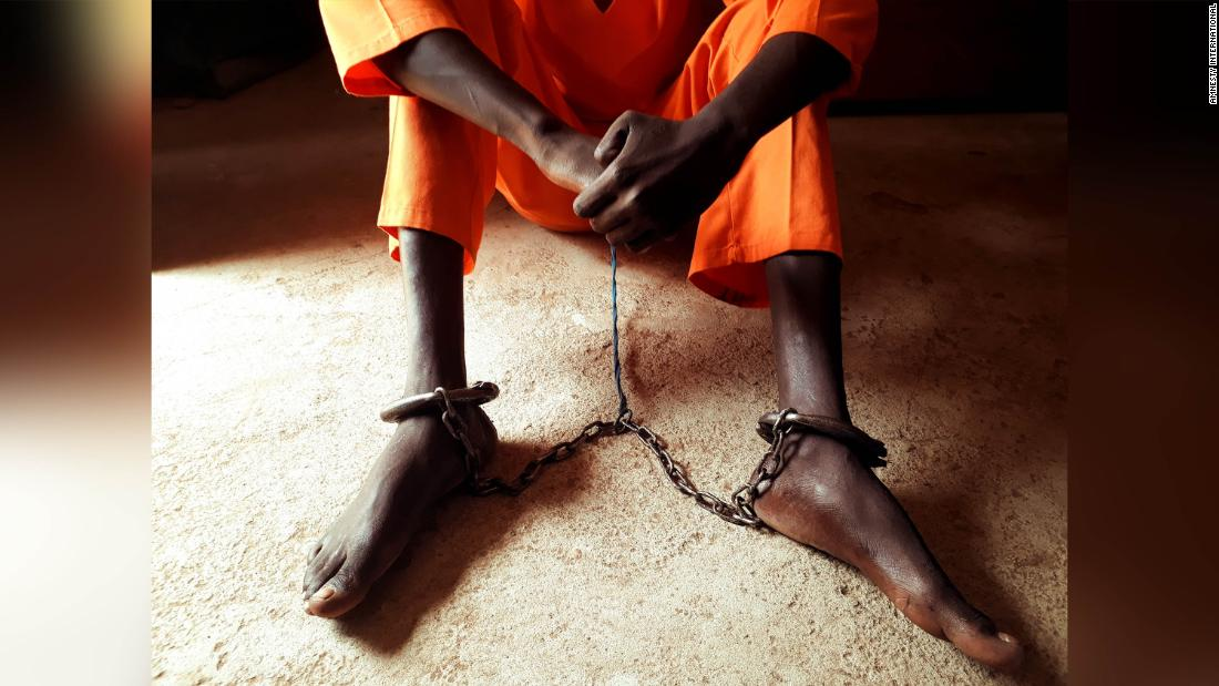 Report: Child on death row in South Sudan as executions escalate