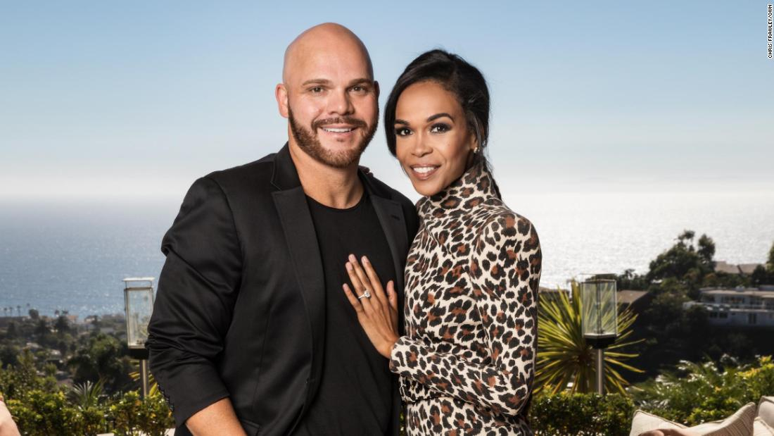 "Singer and Destiny's Child member Michelle Williams announced in December that she and sports chaplain Chad Johnson had ended their engagement. The couple announced in April that they planned to marry and were the subject of the OWN reality series ""Chad loves Michelle"" which focused on their intensive pre-marital counseling."