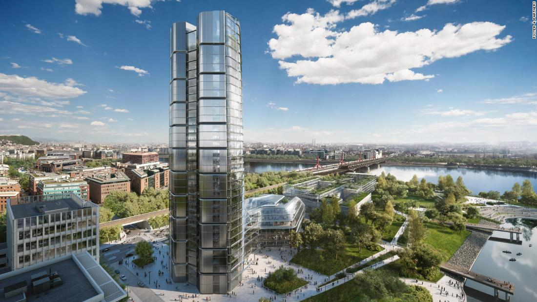 7 buildings shaping Budapest's future