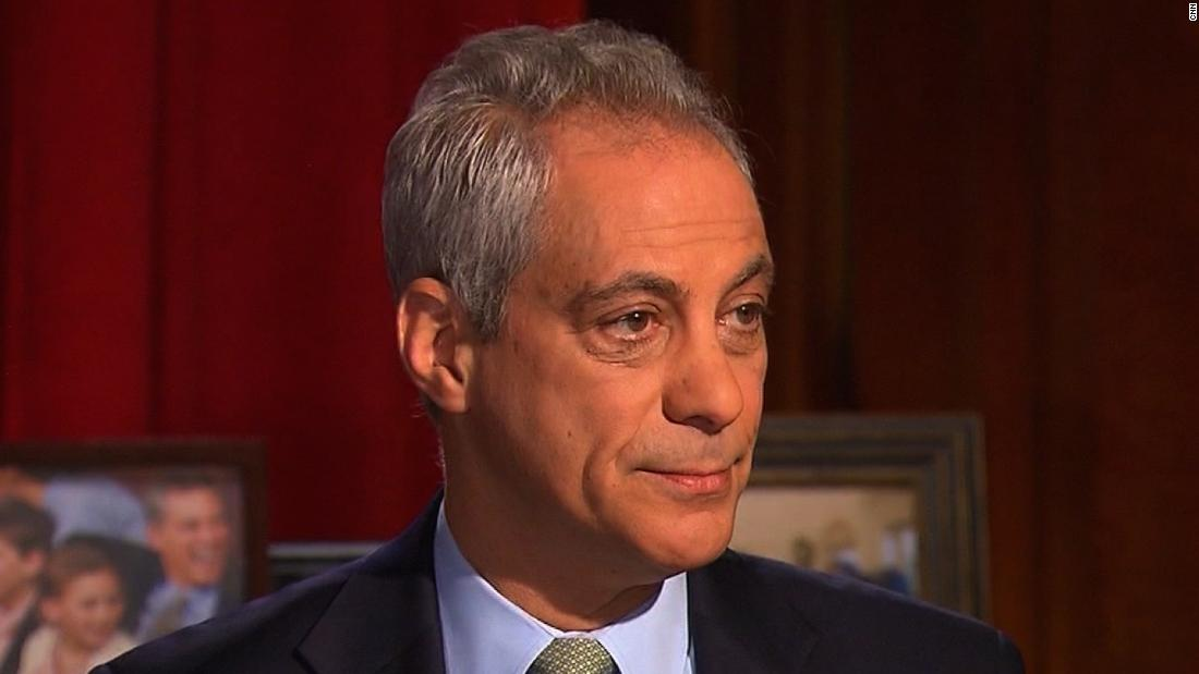 Fresh out of office, former Chicago Mayor Rahm Emanuel jumps from politics into media