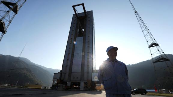 The Xichang Satellite Launch Center