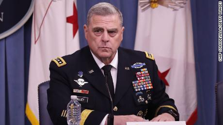 Trump picks to be top general saying he will & # 39, not scared to make stupid decisions