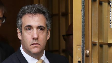 Republicans: Cohen's lawyer says key topics are out of the congressional hearing
