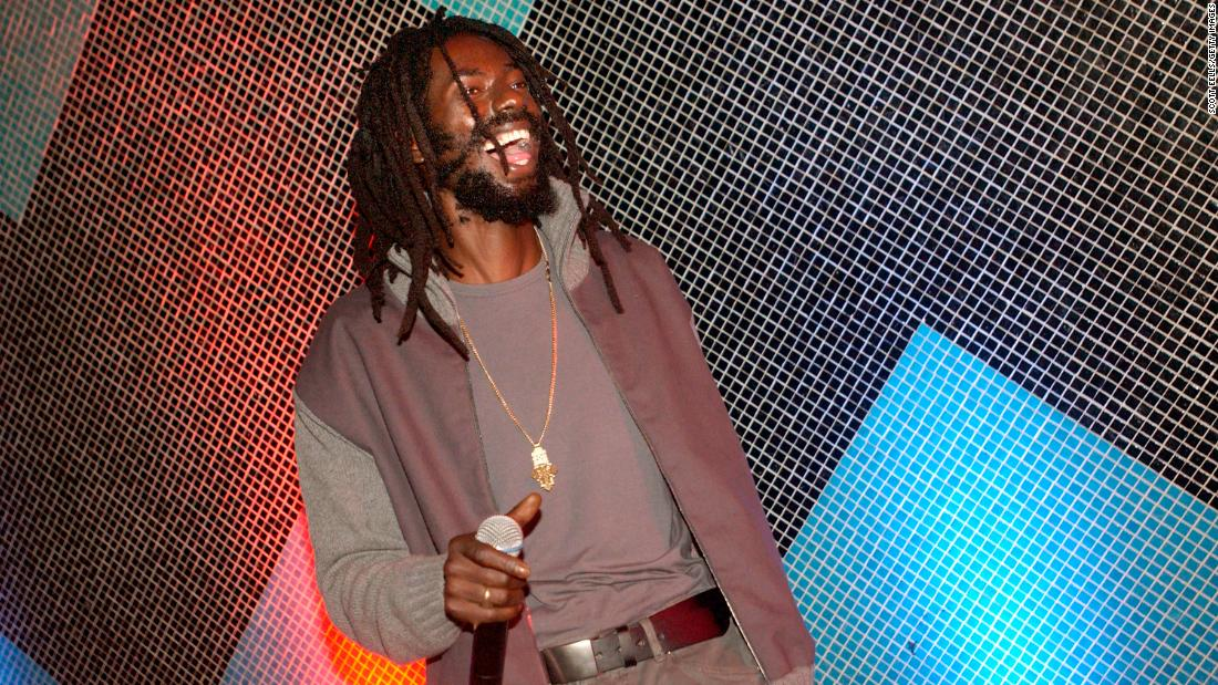 Jamaican reggae star Buju Banton released from US prison