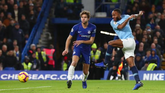 Raheem Sterling was allegedly racially abused in Manchester City