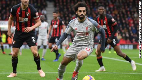 Mido: 'Difficult' for Liverpool to keep Salah